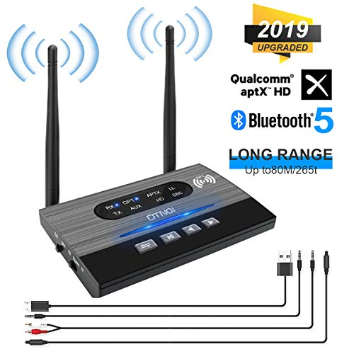 Receptor transmisor Bluetooth 5.0 Plus