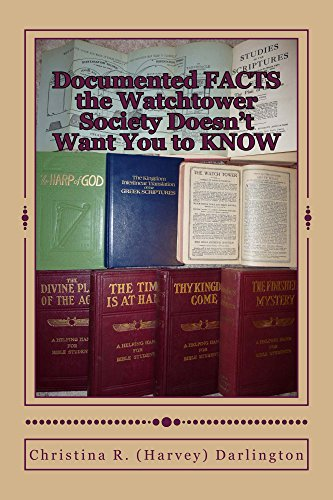 documented-facts-the-watchtower-society-doesnt-want-you-to-know-english-edition