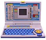 #3: Amaz-Hub Multipurpose English Learner Laptop with LED Screen - 20 Activities