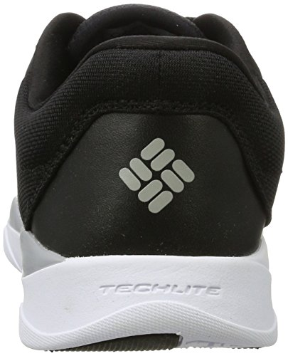 Columbia ATS Trail Lite, Scarpe Sportive Outdoor Uomo Nero (Black/ Steam)