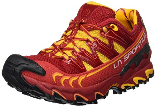 La Sportiva Ultra Raptor Berry - Zapatillas de running, color rojo / a