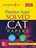 Previous Years' Solved Cat Papers