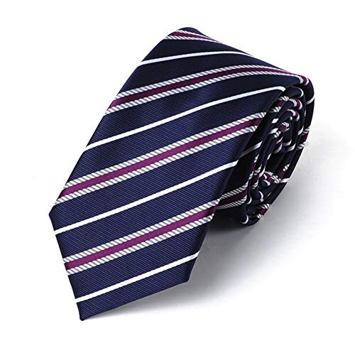 Scopri offerta per Xzwdiao Cravatte Business Dress 7Cm Versione Stretta di Moda Britannica Casual, Mu708