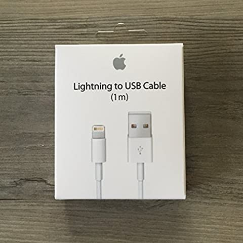 100% Brand New in Box. Lightning USB Data Cable For Apple MD818FE/A charging cable for iphone 6, iPhone 6Plus, iPhone 5/5S, iPad Mini