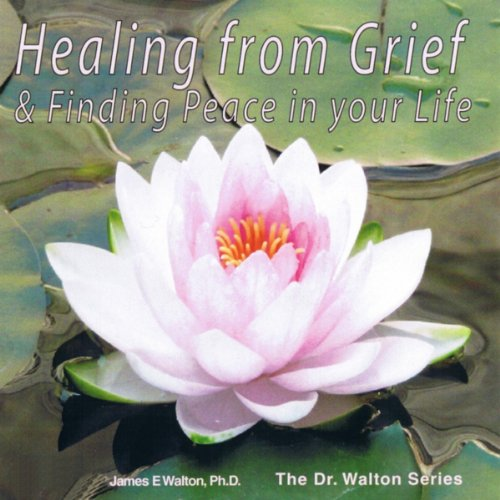Healing From Grief & Finding Peace In Your Life  Audiolibri