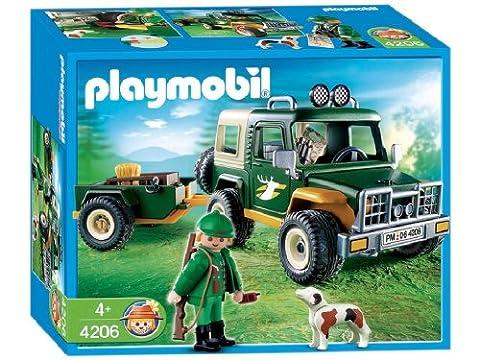 Farm 4206: Forest Truck - Playmobil