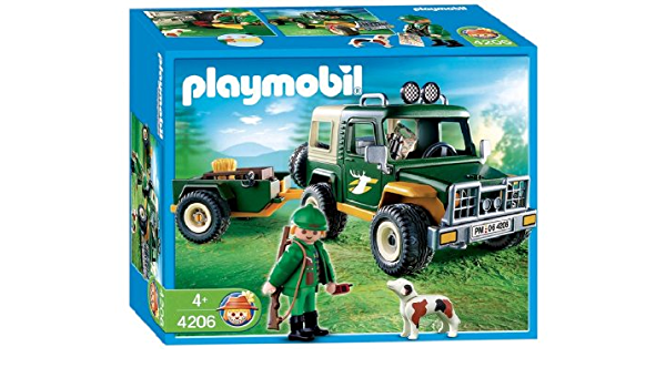 Nice piece detached forest//4 x 4 4206 wheel axle playmobil 1150