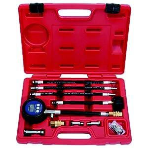 KS Tools 150.1650 Coffret d'étanchéité et de compression de cylindre moteur essence pas cher