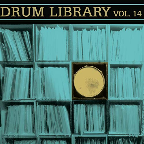 Drum Library 14 [Vinyl LP]