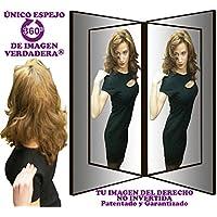 Prospettiva & soluzione 911681-Specchio di immagine reale, in vetro, colore: