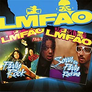 Sorry For Party Rocking / Party Rock (Coffret 2 CD + Poster + Tatoo Temporaire)