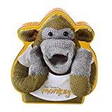 Most Famous Monkey (from PG Tips & Comic Relief) Biscuit Tin with Danish Cookies (300g)