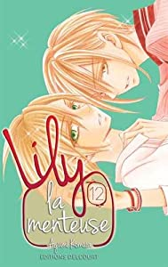 Lily la menteuse Edition simple Tome 12