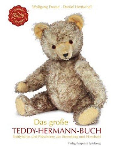Das große Teddy-Hermann-Buch