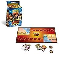 Gli Yo-Kai spopolano ovunque. Questo gioco Yo-Kai che è diventato un vero e proprio fenomeno durante le ricreazioni scolastiche, arriva finalmente sotto forma di gioco di carte da collezionare. Iniziate a collezionare queste nuove carte pront...