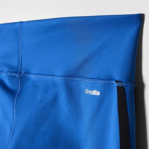 adidas Damen D2m 3-Streifen Long Tights Mehrfarbig