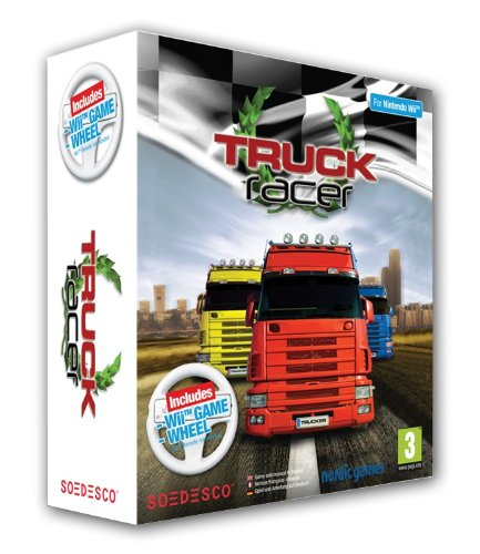 Monster-truck-bundle (Truck Racer Bundle - [Nintendo Wii])