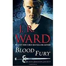 Blood Fury: Black Dagger Legacy