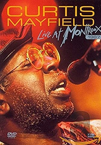 Curtis Mayfield - Live at