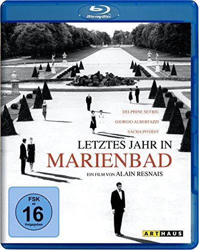 Bild von Letztes Jahr in Marienbad [Blu-ray]