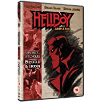 Hellboy Animated: Sword Of Storms/Blood & Iron Double