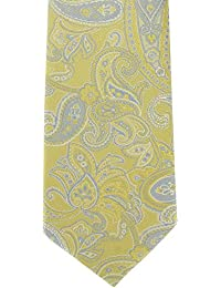 Subtle Paisley Silk Tie by Michelsons of London