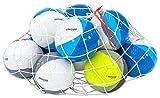 Betzold Sport 33118 - Fussball-Set, 2 Wettspiel- und 8 Trainingsbälle, inkl. Hallenfußball, Ballnetz
