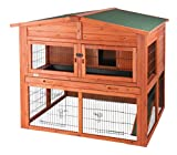 Trixie Natura 2 Etagen klein Animal hutch-parent