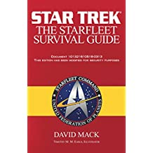 The Starfleet Survival Guide (Star Trek) (English Edition)