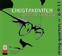 Streichquartette Vol.4 (Nr.6,9 & 11)