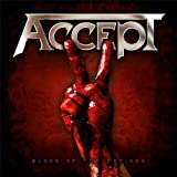 Accept: Blood of the Nations (Audio CD)