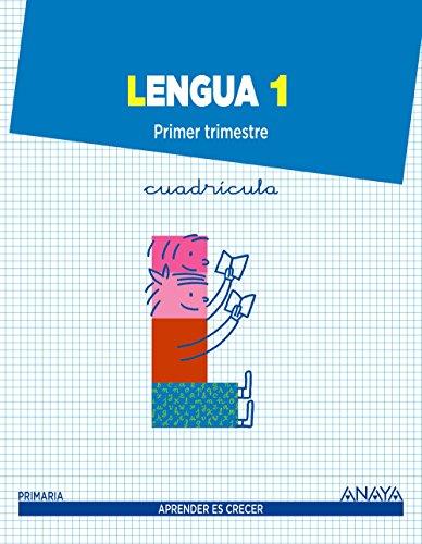 Lengua 1. (Aprender es crecer) - 9788467845327 por Emma Pérez Madorrán
