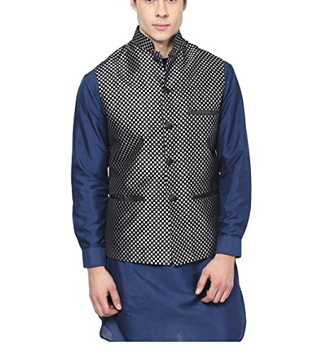Yepme Men's Blended Nehru Jackets - Ypmnjkt0069-$p