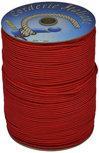 corderie Italiane 3001355–00venezianischen 3-blanc mm 200m rot