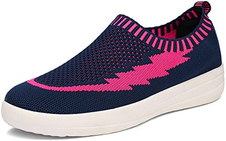xiaohe femmes agiter chaussures &  65292 basket & & &  65292; mesh occasionnel; mode femme respirable paresseux chaussures &  65292; printemps / automne tricoter léger...b07fn6pm6s parent | Dans Un Style élégant  69e20f
