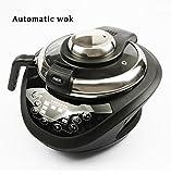 Automático Wok Eléctrico Inteligente Pot Electrodomésticos De Cocina Casa Robot De Cocina