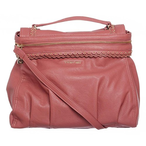 Twin-Set Cecile donna, borsa a tracolla, rosa, One size EU