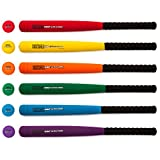 Champion Sports Schaumstoff Baseballschläger und Ball Set Multi Farbe Jugend Training Ausrüstung–Set von 6