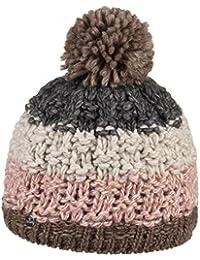 Lierys Damen Pudelmütze für Damen Skimütze Wintermütze Beanie mit Futter, mit Futter, mit Futter Herbst Winter