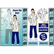 Enfermera (uniforme blanco) – A5 ...