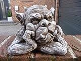 Steinfigur Gargoyle Torwächter