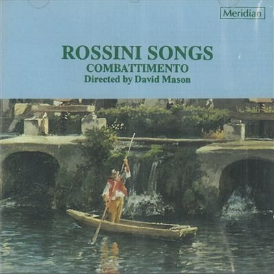 Rossini Songs [Import USA]