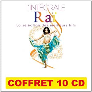 Integrale 10 Cd - Raï