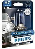 Philips DiamondVision Ampoule halogène H7 55W PX26D 935lm Référence12972DVB1