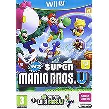 New Super Mario Bros U + New Super Luigi U - Wii U