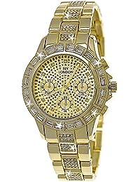 Pure time-damenuhren 100125–4–Armbanduhr Damen