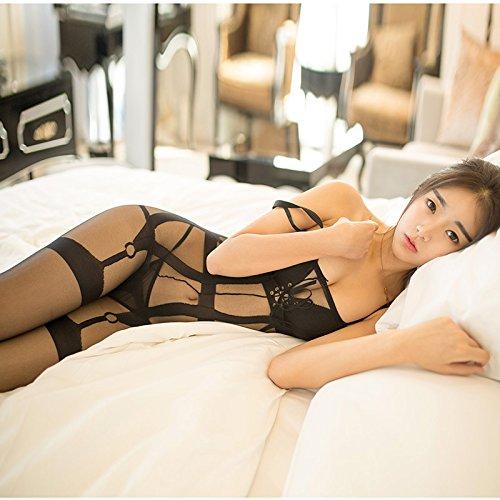 La-Sra-verano-medias-calcetines-medias-negras-tira-transparente-tentacin-en-medias-de-seda-ropa-interior-femenina-entrepierna-abierta