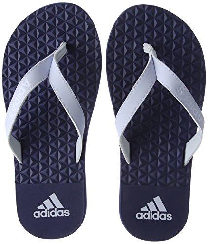 adidas Herren Eezay Flip Flop Aqua Schuhe, Blau (Nobind/Aerblu/Aerblu Cg3559), 43 - Soft-flipflops
