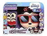 Disney Emoji – 71246.4300 – Swapsies Minnie – Mein Plüschtier mit Meinungsäußerung