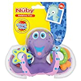 Nuby Octopus Floating Bath Toy (Multi-Coloured) Bild 8